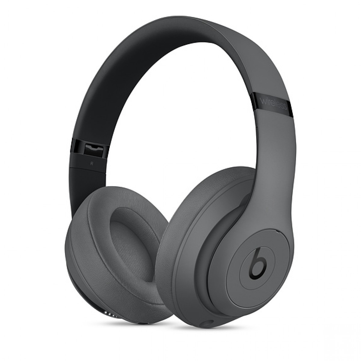 9fb2e9a61c6 Beats Studio3 Wireless Over-Ear Headphones - Grey - Over-ear ...