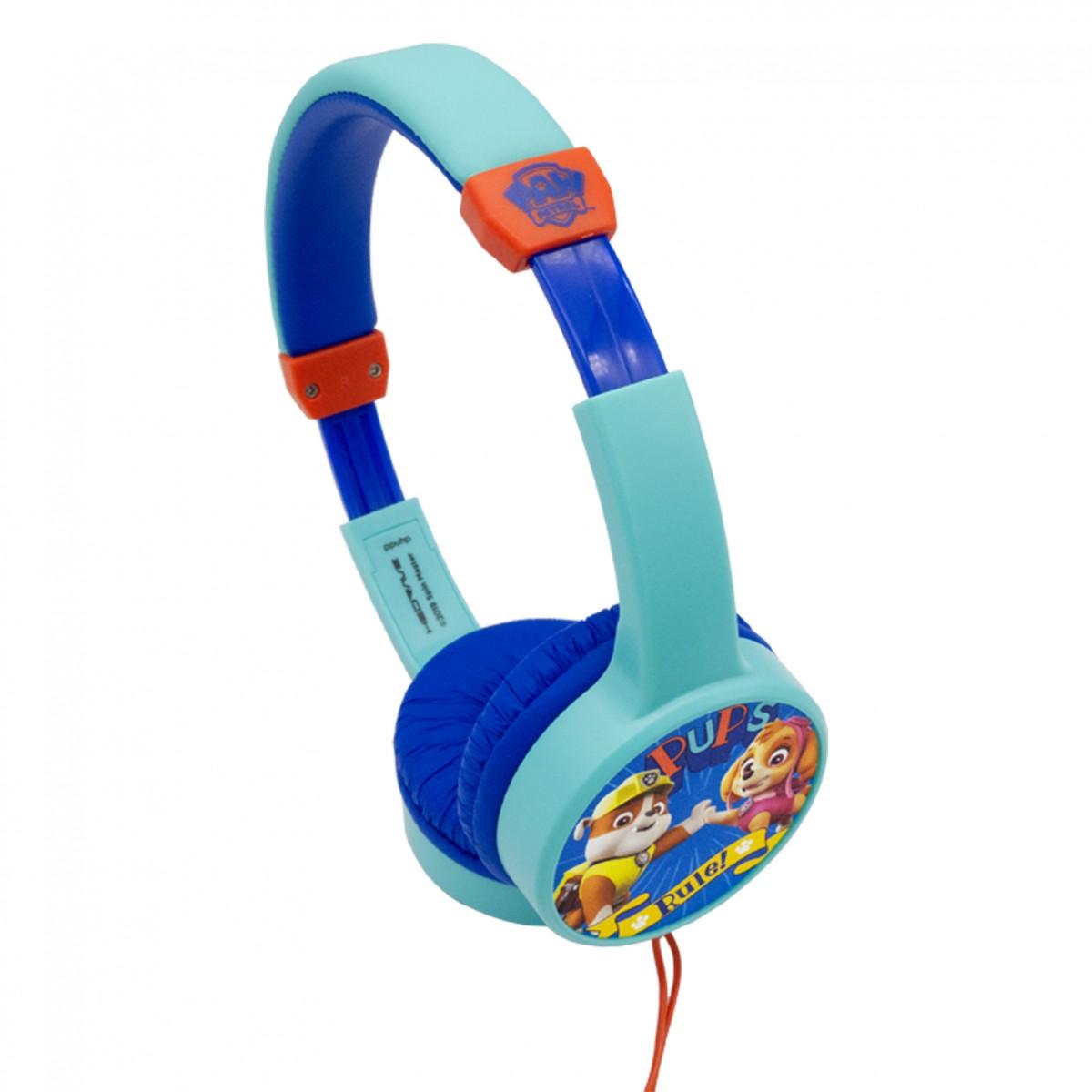 Nickelodeon Paw Patrol Uni Headphone Nickelodeon Headphones E