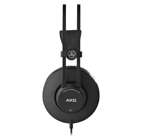 AKG K52 Professional Studio Headphones 18Hz-20kHz