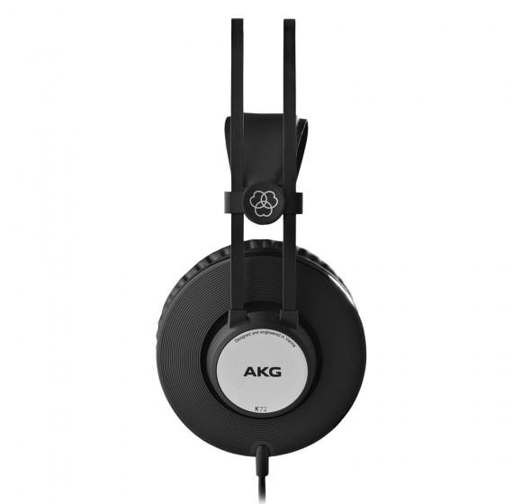 AKG K72 Professional Studio Headphones 16Hz-20kHz