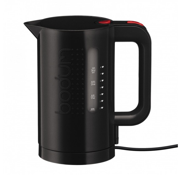 Bodum Bistro Electric Kettle (Black)