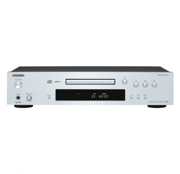 Onkyo C-7030 Silver Compact Disc Player