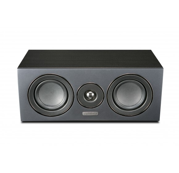 MISSION LX-C Centre Channel speaker black wood