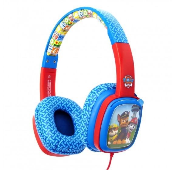 NICKELODEON Paw Patrol Card Headphone - Boys (Blue)