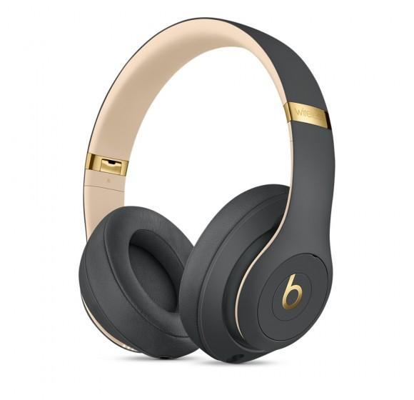 Beats Studio3 Wireless Over-Ear Headphones (Shadow Grey)