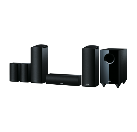 Onkyo SKS-HT588 Channel Home Cinema Speaker System