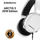 SteelSeries Arctis 3 White 7.1 DTS Headphone:X (2019 Edition)