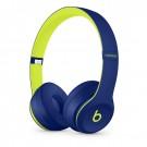 Beats Solo3 Wireless On-Ear Earphones - Beats Pop Collection - Pop Indigo