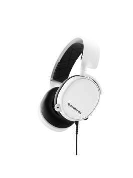 SteelSeries Arctis 3 White 7.1 DTS Headphone:X (2019 Edition)