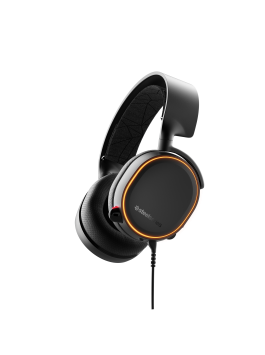 SteelSeries Arctis 5 Black (RGB) 7.1 DTS Headphone:x (2019 Edition)