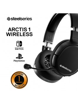 SteelSeries Artis 1 Wireless Gaming Headset