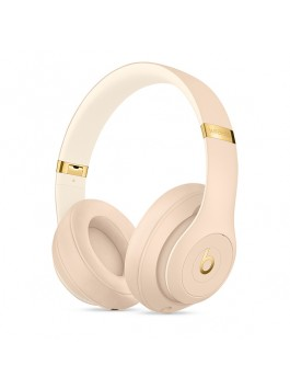 Beats Studio3 Wireless Headphones - The Beats Skyline Collection - Desert Sand