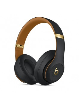 Beats Studio3 Wireless Headphones - The Beats Skyline Collection - Midnight Black