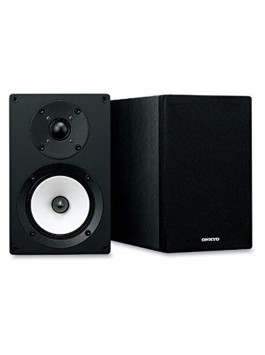 Onkyo D-055 Black 2-Way Bass Reflex Speakers