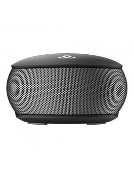 GoGear 3 Way Awesome, Wireless portable Surround Sound speaker Bluetooth 4.0, Black