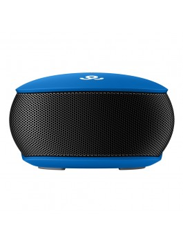 GoGear 3 Way Awesome, Wireless portable Surround Sound speaker Bluetooth 4.0, Blue