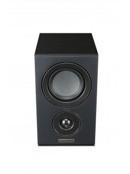 MISSION LX-1 Bookshelf/Surround speaker black wood