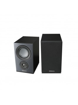 MISSION LX-1 Bookshelf/Surround speaker black wood