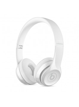 Beats Solo3 Wireless On-Ear Headphone (Gloss White)