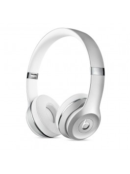 Beats Solo3 Wireless On-Ear Headphone (Silver)