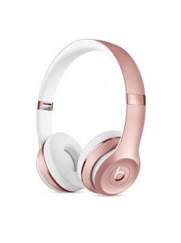 Beats Solo3 Wireless On-Ear Headphone (Rose Gold)