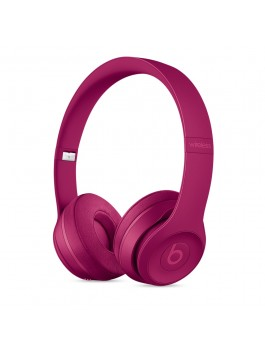 Beats Solo3 Wireless On-Ear Headphone (Brick Red)