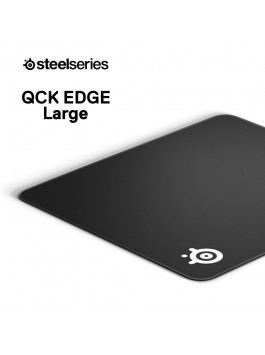 SteelSeries QcK Edge Gaming Mouse Pad (Large)