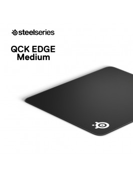 SteelSeries QcK Edge Gaming Mouse Pad (Medium)