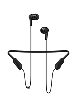 Pioneer SE-C7BT(B) in-ear headphones (All black)