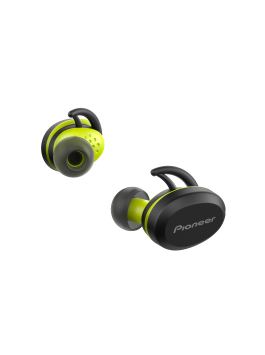 Pioneer E8 truly wireless sports headphones(Yellow)