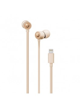 urBeats3 Earphones with Lightning Connector - Satin Gold