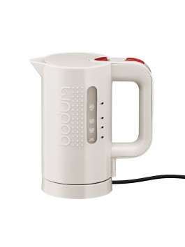 Bodum Bistro Electric Kettle (Off-White)