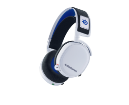SteelSeries Arctis 7P White For Playstation Gaming Headset
